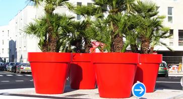 La ville de Saint-Nazaire retient Pépinières Environnement Services